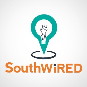 SouthWiRED logo